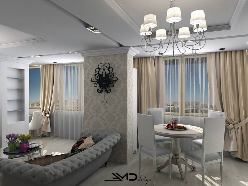 гостиная 3