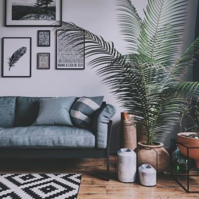 Декорирование комнаты